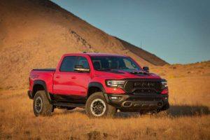 Ram TRX is Boss of Trucks, For Now